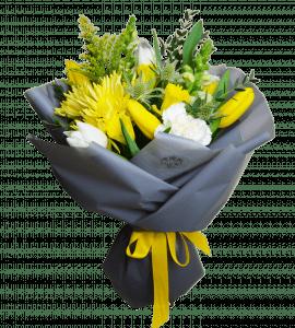 Букет Солнечные брызги – Интернет-магазин цветов STUDIO Flores