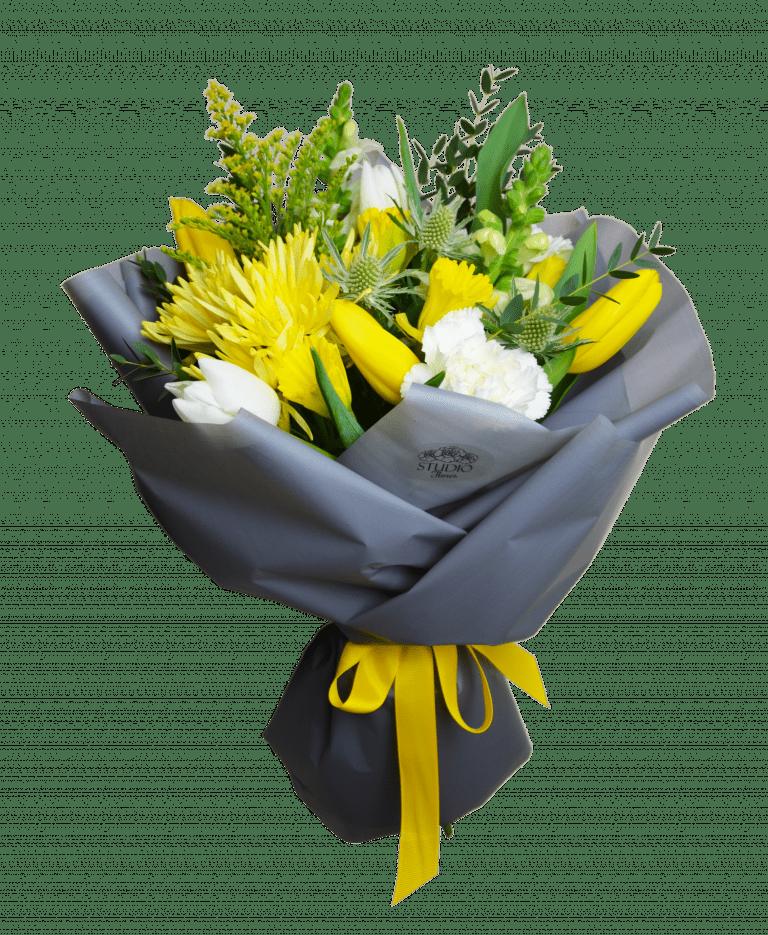 Солнечные брызги – Интернет-магазин цветов STUDIO Flores
