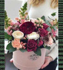 Букет Вдохновение – Flower shop STUDIO Flores