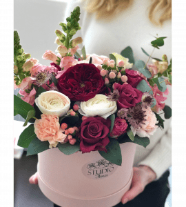 Букет Вдохновение – Інтернет-магазин квітів STUDIO Flores