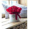 Букет Розкіш тюльпанів – Інтернет-магазин квітів STUDIO Flores