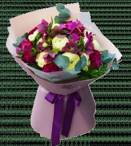 Мон Сеньор – Flower shop STUDIO Flores
