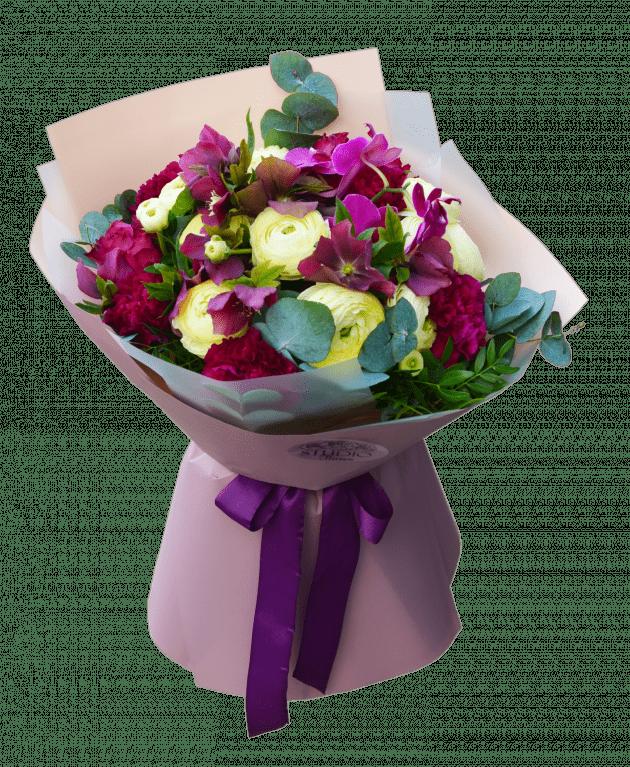 Мон Сеньор – Интернет-магазин цветов STUDIO Flores