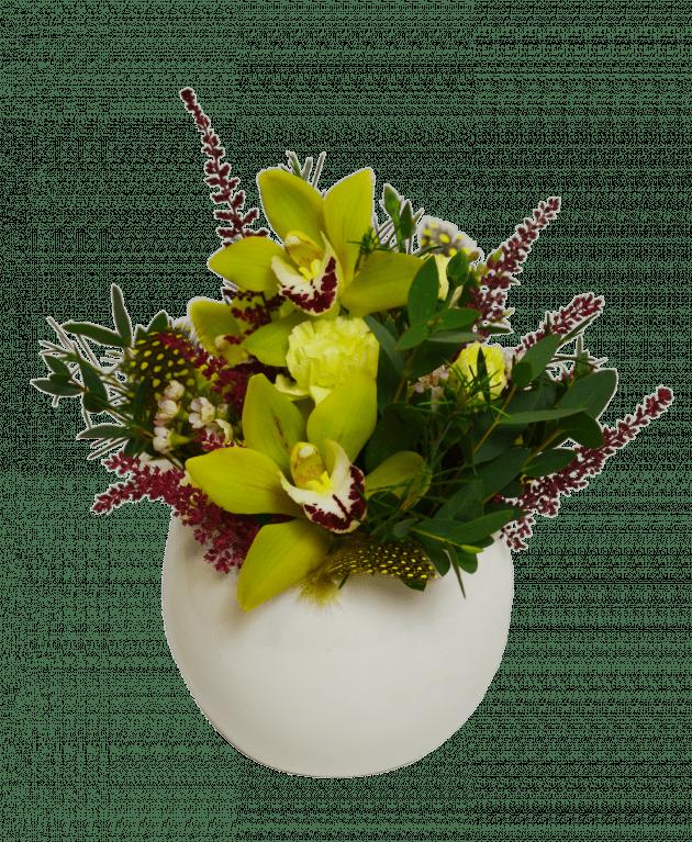 Букет Пасха в тропиках – Интернет-магазин цветов STUDIO Flores