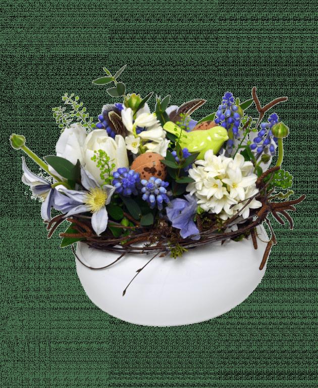 Букет Весняна пташка – Інтернет-магазин квітів STUDIO Flores