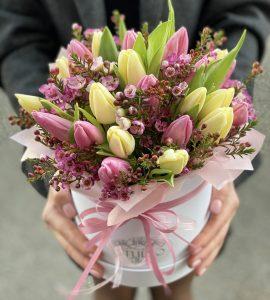 Букет Аэробика – Flower shop STUDIO Flores
