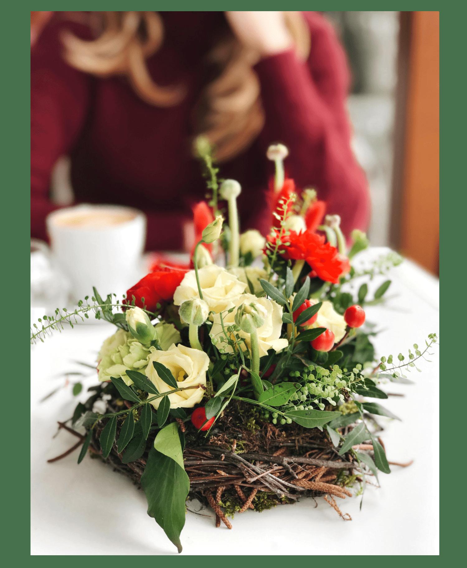 Букет Гнездо Жар Птицы – Интернет-магазин цветов STUDIO Flores
