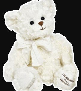 Ведмедик з бантиком – Інтернет-магазин квітів STUDIO Flores