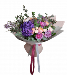 Лунный букет – Інтернет-магазин квітів STUDIO Flores