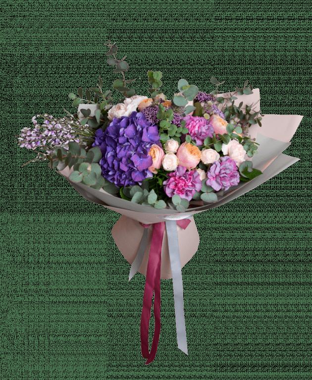 Лунный букет – Интернет-магазин цветов STUDIO Flores