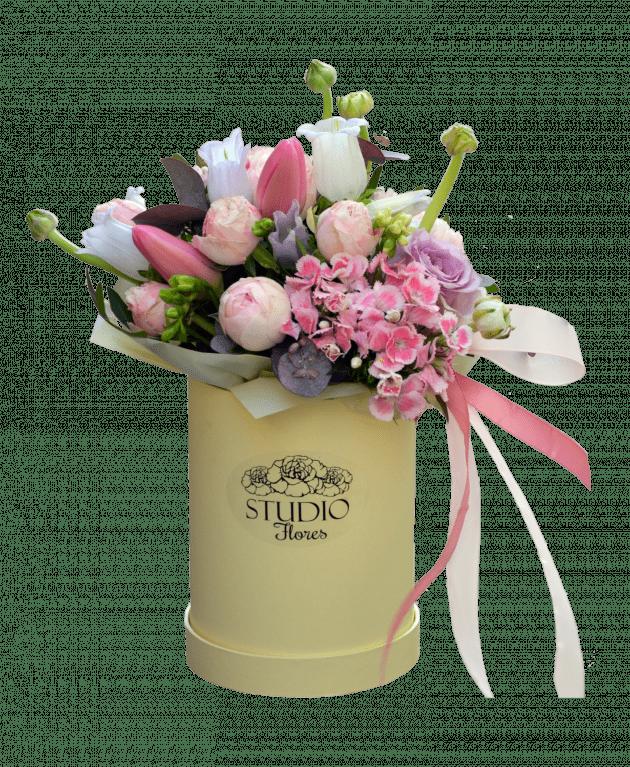 Нежность – Интернет-магазин цветов STUDIO Flores