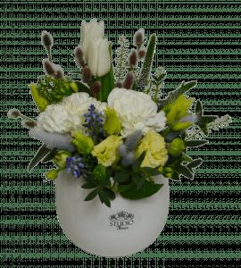 Белоснежное очарование – Интернет-магазин цветов STUDIO Flores
