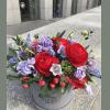 Букет Индиго – Интернет-магазин цветов STUDIO Flores