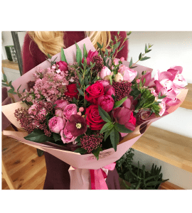 Букет Ти Амо – Интернет-магазин цветов STUDIO Flores