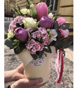 Tenderness – Flower shop STUDIO Flores