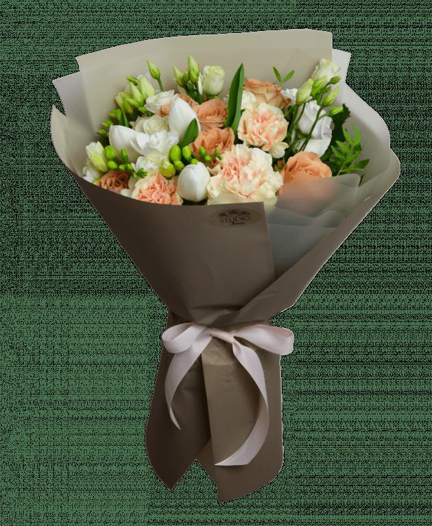 Латте – Интернет-магазин цветов STUDIO Flores