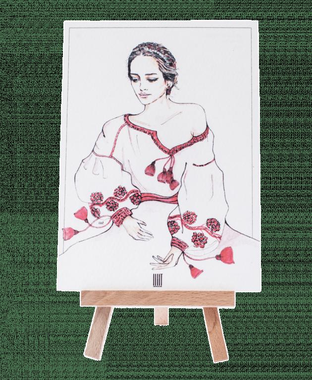 Открытка 10 – Интернет-магазин цветов STUDIO Flores