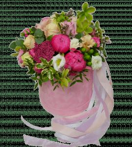 Парижанка – Інтернет-магазин квітів STUDIO Flores