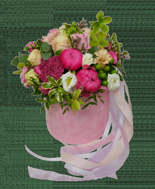 Парижанка – Интернет-магазин цветов STUDIO Flores