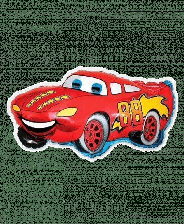 Машина красная – Интернет-магазин цветов STUDIO Flores