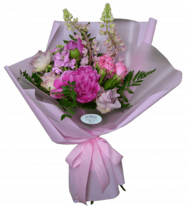 Малиновый коктель – Інтернет-магазин квітів STUDIO Flores