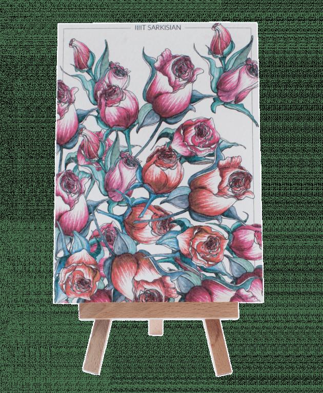 Открытка 3 – Интернет-магазин цветов STUDIO Flores
