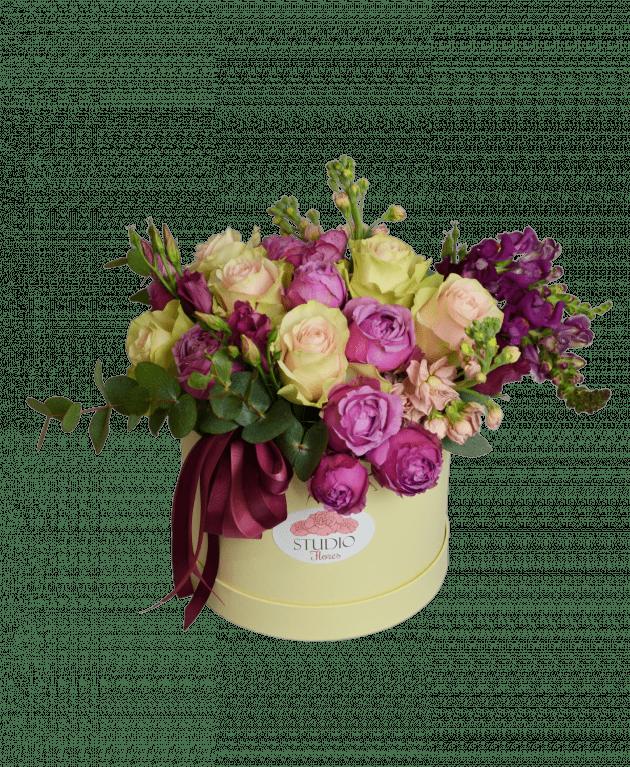 Букет Маркиза – Интернет-магазин цветов STUDIO Flores