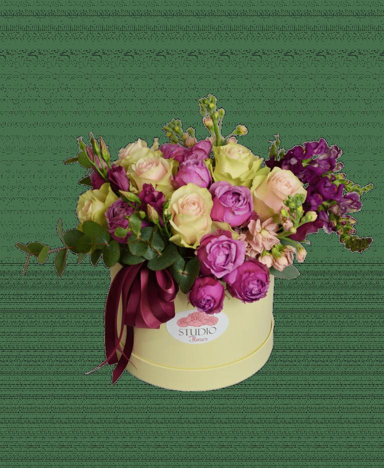 Маркиза – Интернет-магазин цветов STUDIO Flores