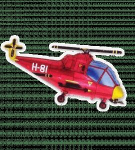 Вертолет красный – Flower shop STUDIO Flores