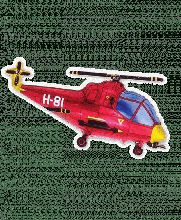 Вертолет красный – Интернет-магазин цветов STUDIO Flores