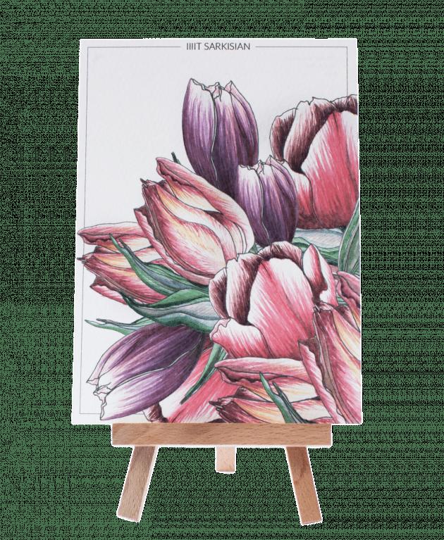 Листівка 5 – Інтернет-магазин квітів STUDIO Flores