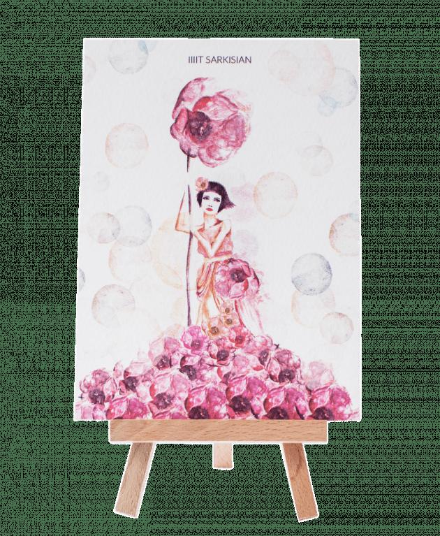 Открытка 8 – Интернет-магазин цветов STUDIO Flores