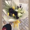 Букет 'Летняя ночь' – Интернет-магазин цветов STUDIO Flores