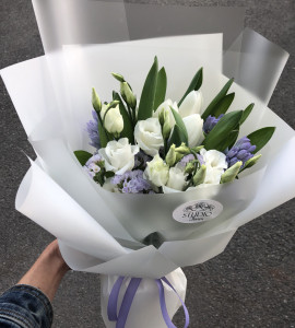 Букет Цветочная мелодия – Flower shop STUDIO Flores