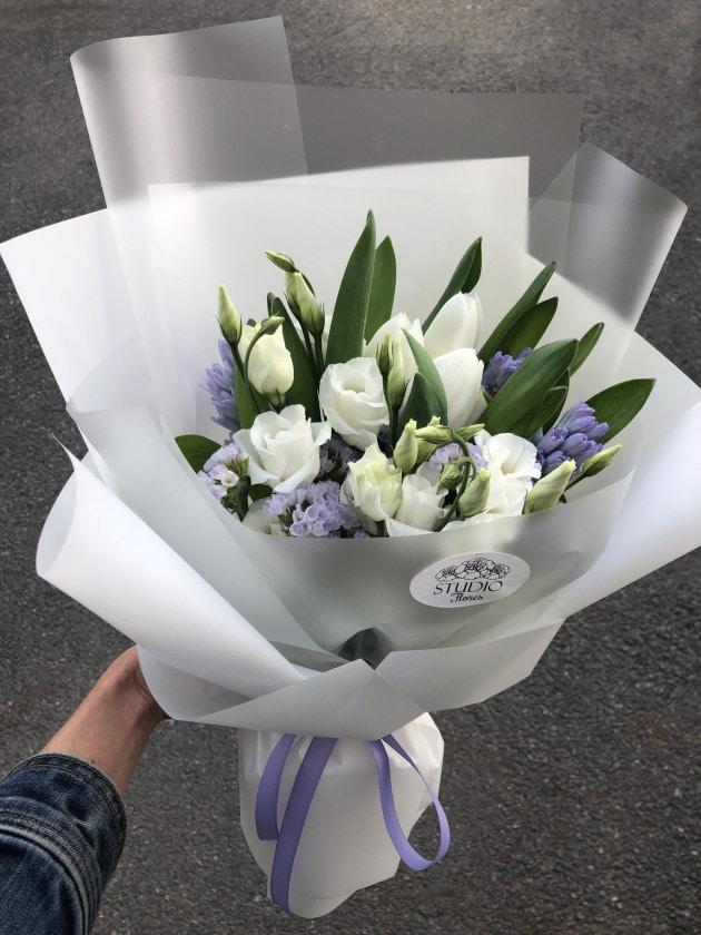 Букет Цветочная мелодия – Интернет-магазин цветов STUDIO Flores