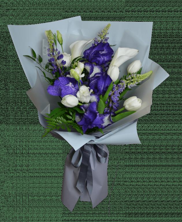 Морская пена – Интернет-магазин цветов STUDIO Flores