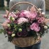 Корзина с пионами – изображение 2 – Интернет-магазин цветов STUDIO Flores