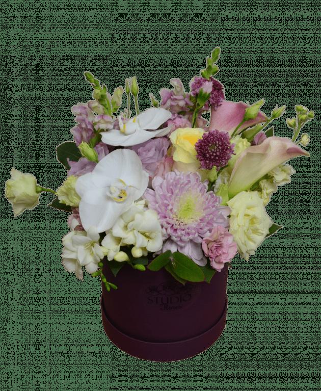 Сеньорита – Интернет-магазин цветов STUDIO Flores