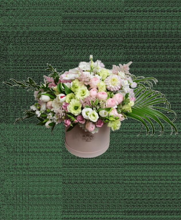 English garden – Flower shop STUDIO Flores