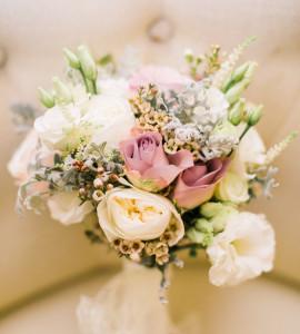 Букет невесты 5 – Flower shop STUDIO Flores
