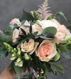 Букет невесты 8 – Flower shop STUDIO Flores
