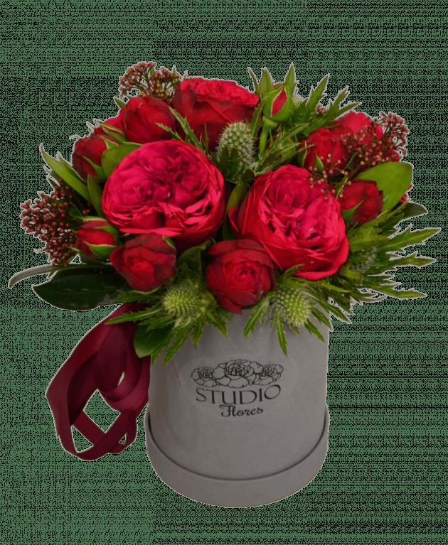 Stubborn rose – Flower shop STUDIO Flores