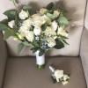 Букет невесты 3 – Интернет-магазин цветов STUDIO Flores