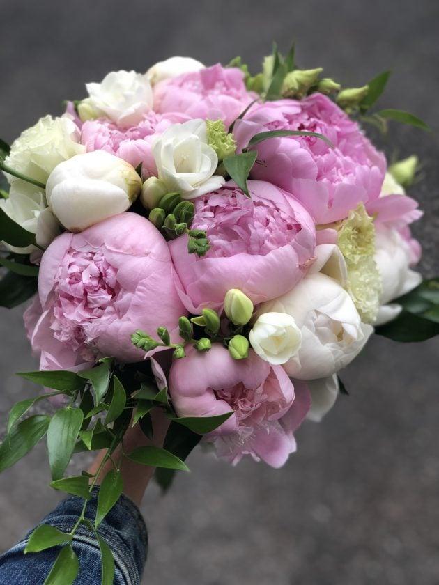 Букет невесты 7 – Интернет-магазин цветов STUDIO Flores
