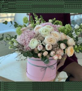 Букет Английский сад – Интернет-магазин цветов STUDIO Flores