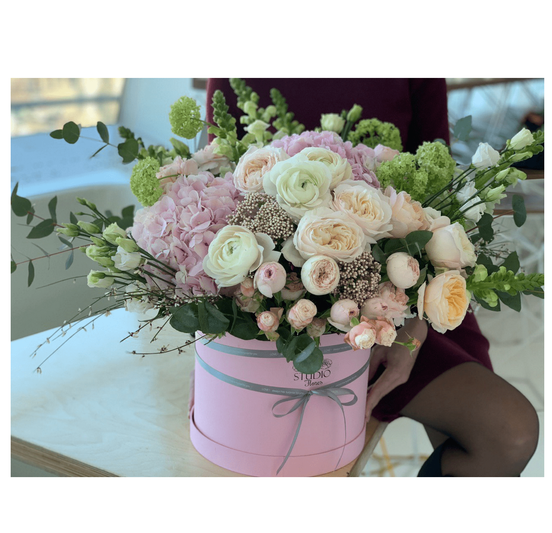 Order Bouquet Of Flowers English Garden