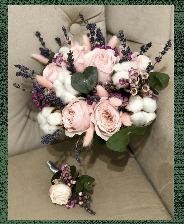 Букет невесты 10 – Интернет-магазин цветов STUDIO Flores