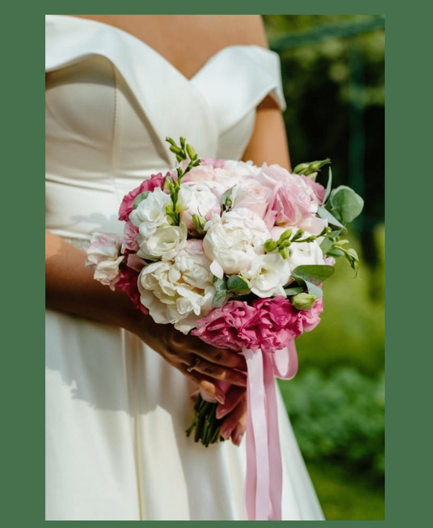 Букет невесты 1 – Інтернет-магазин квітів STUDIO Flores