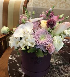 Букет Сеньорита – Интернет-магазин цветов STUDIO Flores