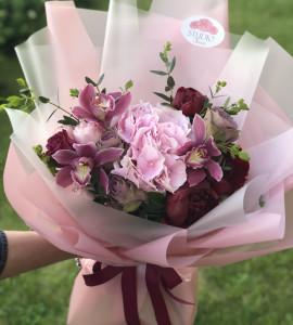 Букет Баттерфляй – Интернет-магазин цветов STUDIO Flores